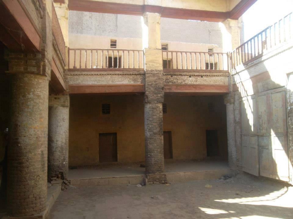محلات داخل الوكالة للبيع والشراء فى عام 1712م بالأقصر