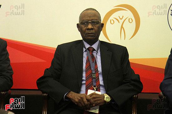 محمد بشارة دوسة وزير العدل السودانى السابق