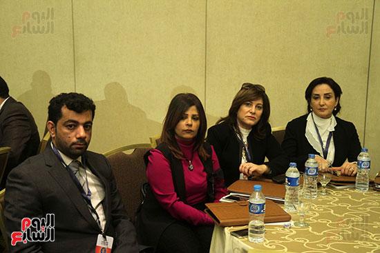 المحاميات العرب