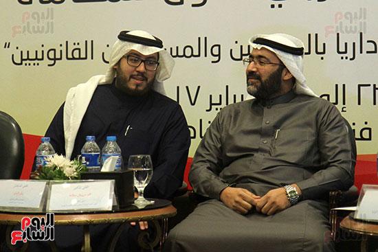 المحامى ريان قربان عضو الهيئة السعودية للمحامين