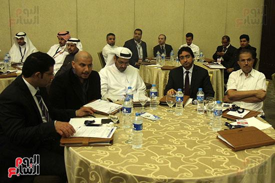 متابعة المحامين لفعاليات المؤتمر العربى الأول للمحاماة