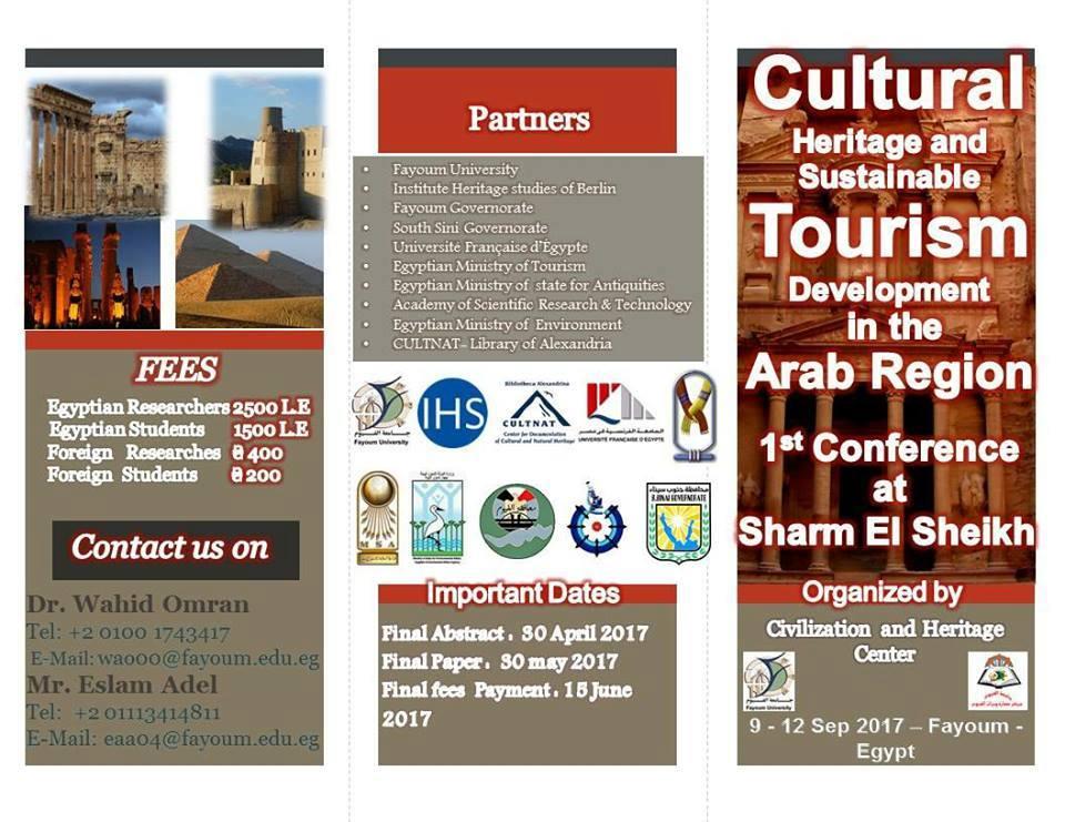 التراث الحضاري والتنمية السياحية بالفيوم (1)