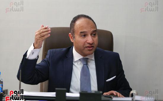 حوار مع المحامي محمد أبو شقة  (5)