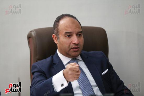 حوار مع المحامي محمد أبو شقة  (3)