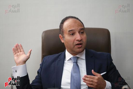 حوار مع المحامي محمد أبو شقة  (4)