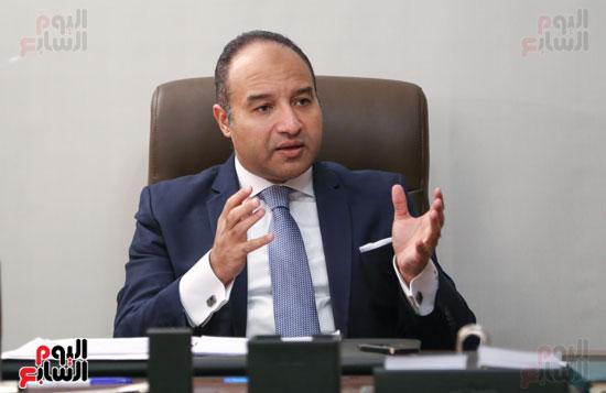 حوار مع المحامي محمد أبو شقة  (2)