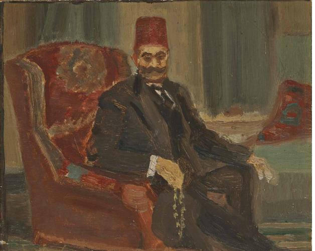 بورتريه لمحمد على باشا