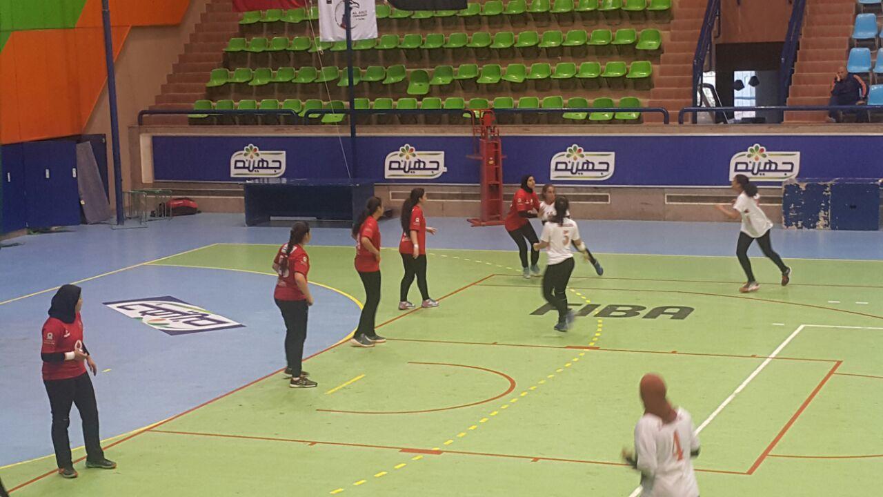 مباراة الأهلي والزمالك  للناشئات  لكرة اليد مواليد 2000 (1)