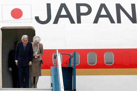 امبراطور-اليابان-يصل-فيتنام-فى-مستهل-جولة-خارجية