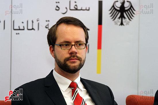 مؤتمر السفارة الالمانية (2)