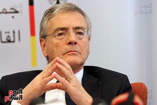 مؤتمر السفارة الالمانية (4)