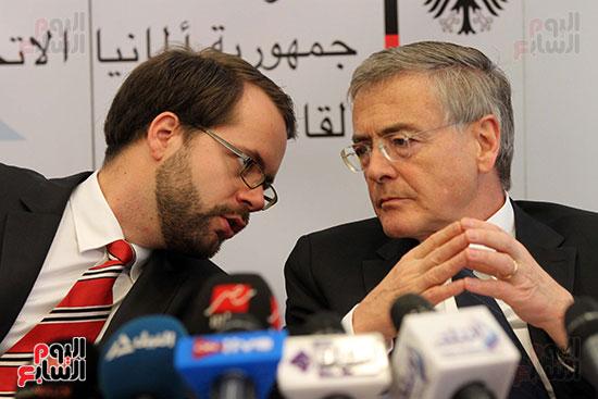مؤتمر السفارة الالمانية (3)