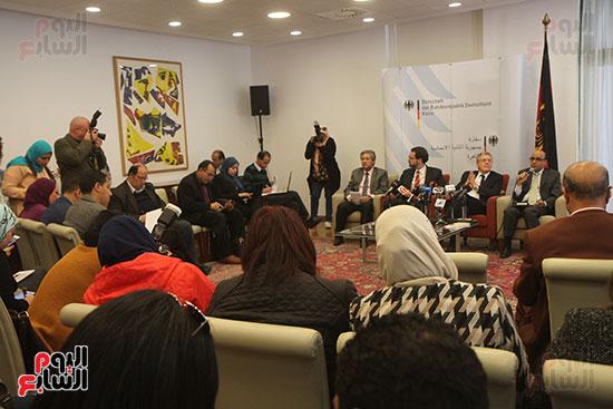 مؤتمر السفارة الالمانية (9)