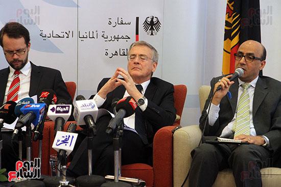 مؤتمر السفارة الالمانية (15)