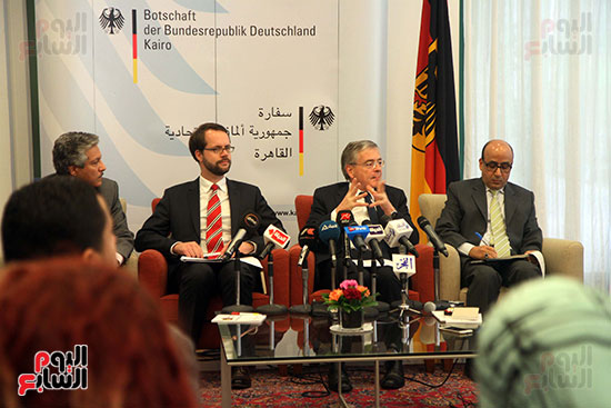 مؤتمر السفارة الالمانية (1)