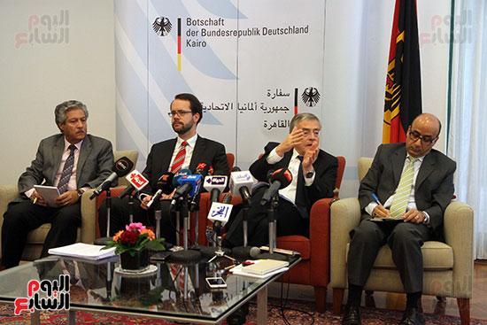 مؤتمر السفارة الالمانية (13)