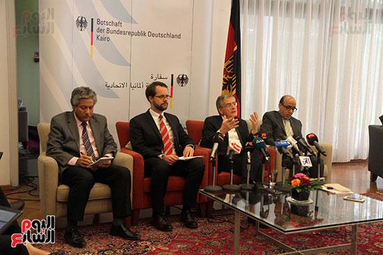 مؤتمر السفارة الالمانية (8)