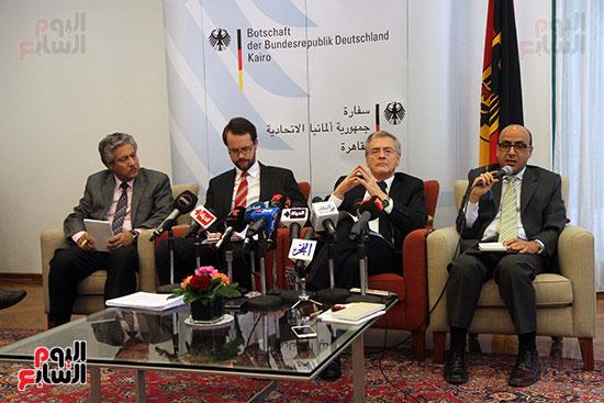 مؤتمر السفارة الالمانية (14)