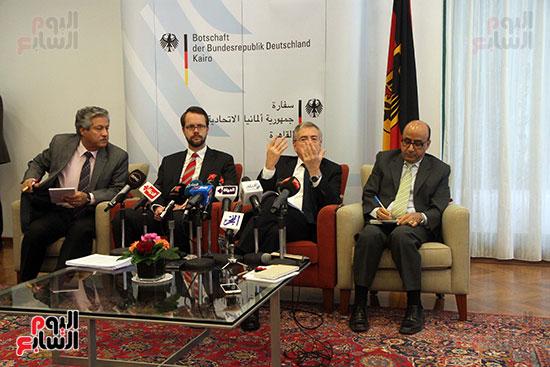 مؤتمر السفارة الالمانية (11)