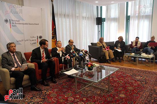 مؤتمر السفارة الالمانية (10)