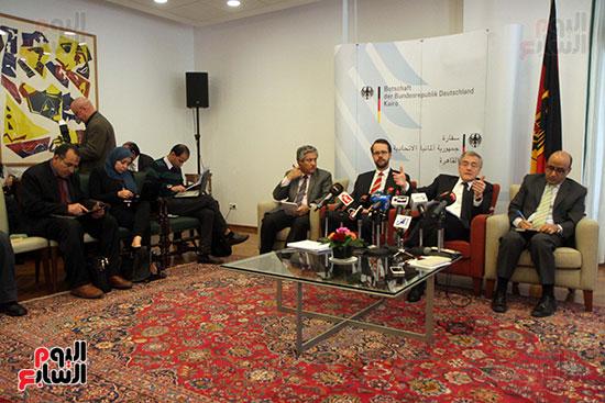 مؤتمر السفارة الالمانية (12)
