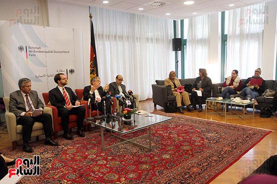 مؤتمر السفارة الالمانية (7)