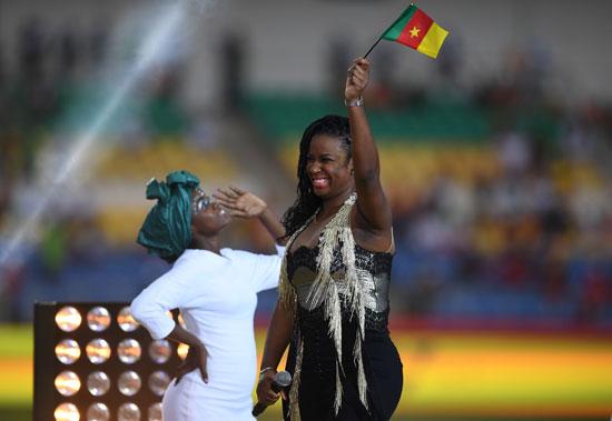 حفل ختام كأس الأمم الأفريقية 2017 (10)