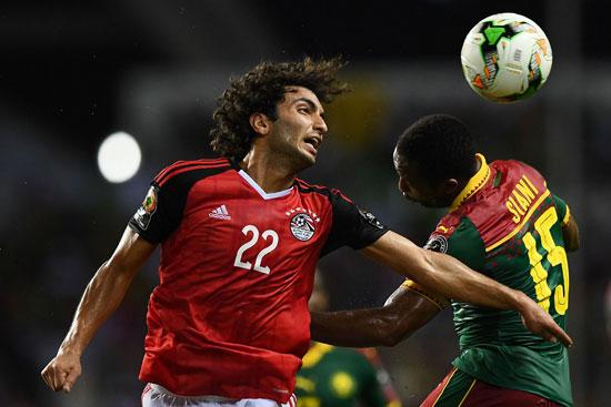 مصر والكاميرون (58)