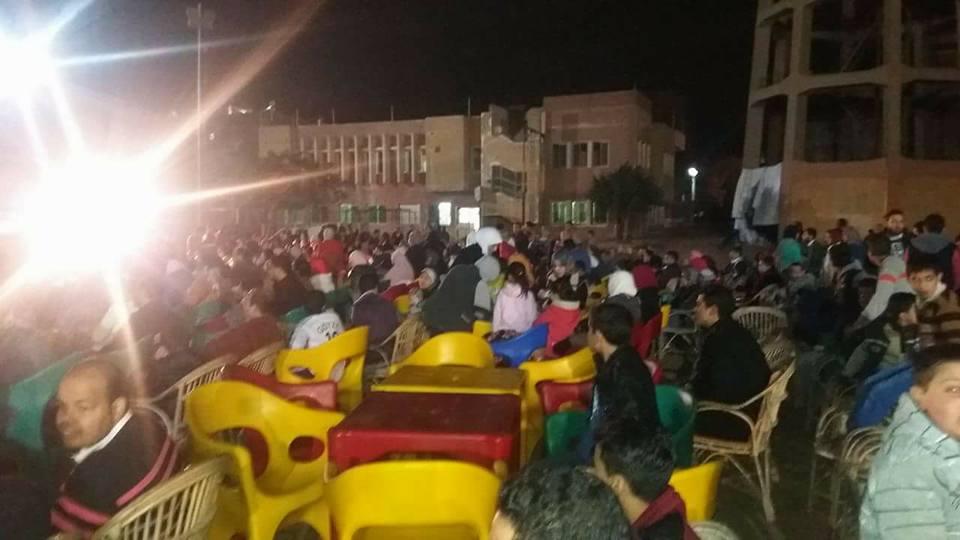 الجماهير فى محافظة المنيا  (5)
