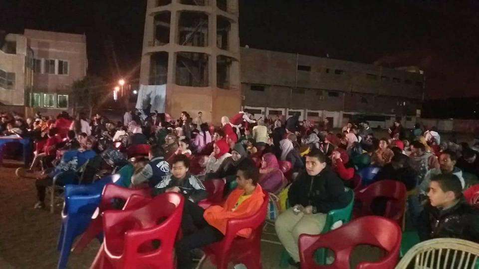 الجماهير فى محافظة المنيا  (2)