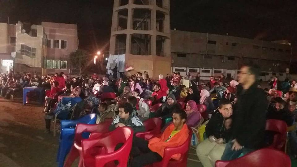 الجماهير فى محافظة المنيا  (6)
