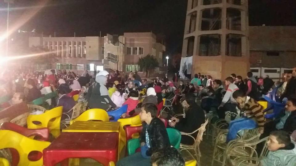 الجماهير فى محافظة المنيا  (3)