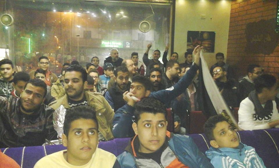 جماهير الشرقية تستعد لمباراة منتخب مصر  (2)