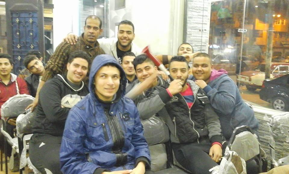 جماهير الشرقية تستعد لمباراة منتخب مصر  (5)