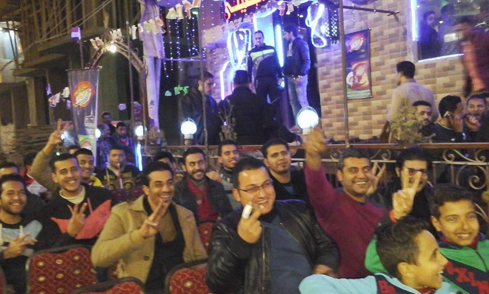 جماهير الشرقية تستعد لمباراة منتخب مصر  (1)