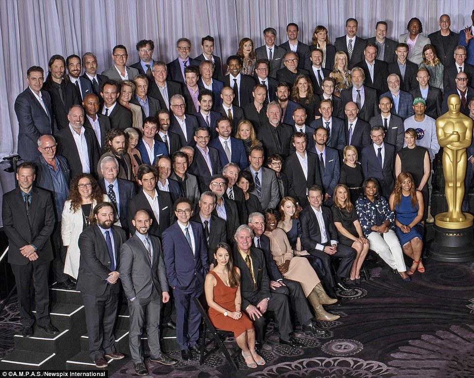 المرشحين للأوسكار 2017 (1)