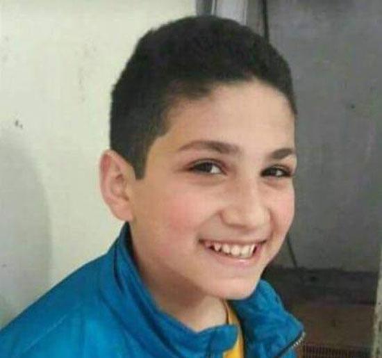 رجوع-الطفل-السورى-المخطوف-(3)