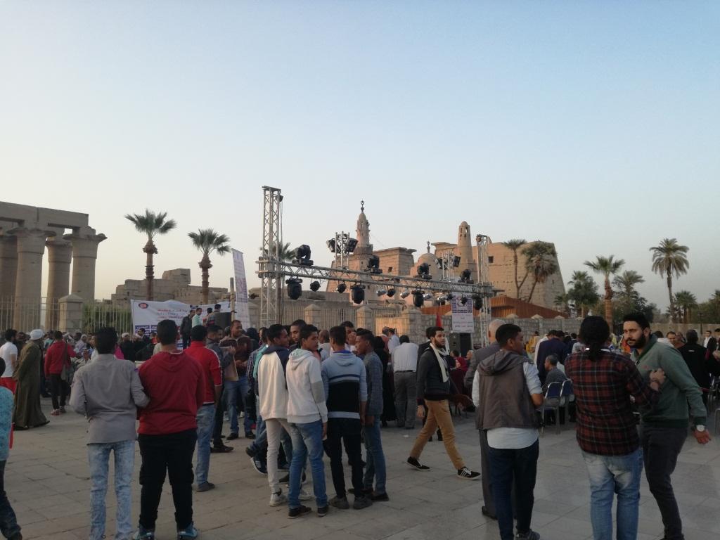 مسرح ميدان أبو الحجاج يستعد لانطلاق الفعاليات رسميا