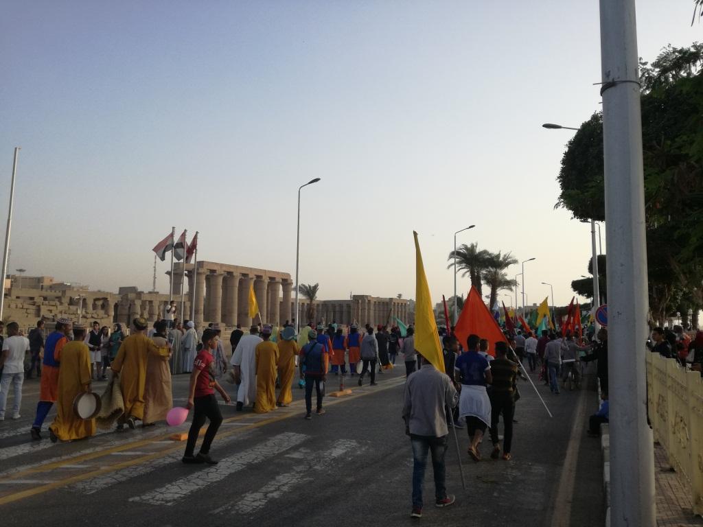 500 شاب وفتاة يشاركون بفعاليات مهرجان الفن