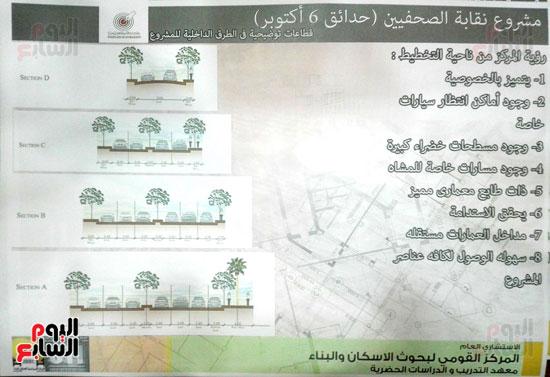 مشروع مدينة الصحفيين بـ6 أكتوبر (9)