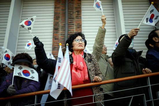 نتطلع لعلاقة مثمرة مع رئيس كوريا الجنوبية القادم — أمريكا