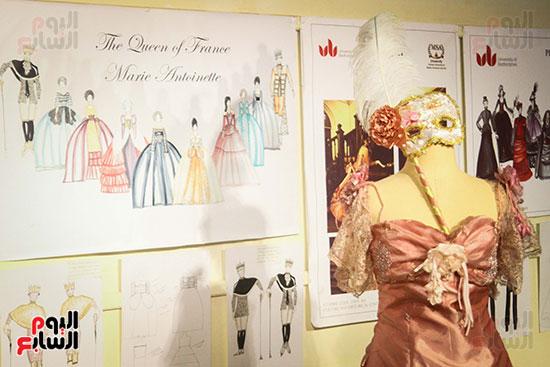معرض Harvest 5 لطلاب كلية الفنون والتصميم بالجامعة (8)
