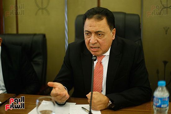 احمد عماد الدين وزير الصجة