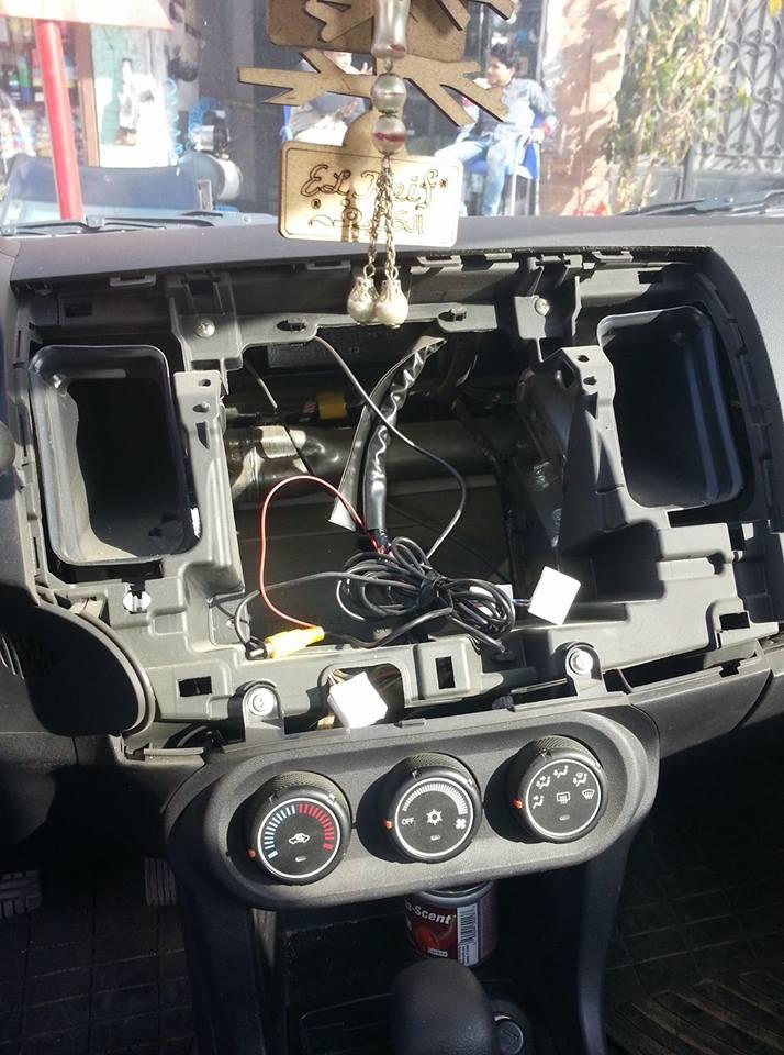 سرقة كاسيت السيارة