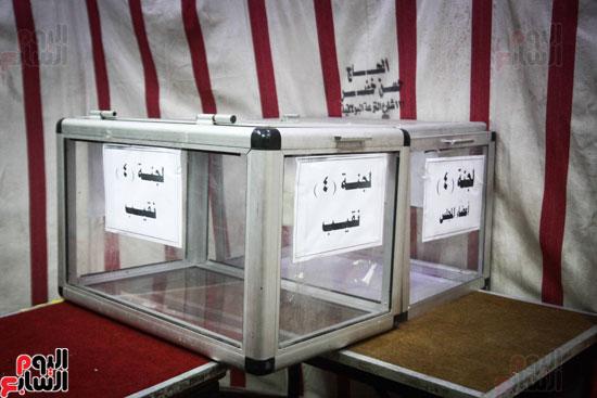 استعدادات نقابة الصحفيين لانتخابات التجديد النصفى (25)