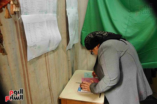 انتخابات التجديد النصفى للصحفيين (32)