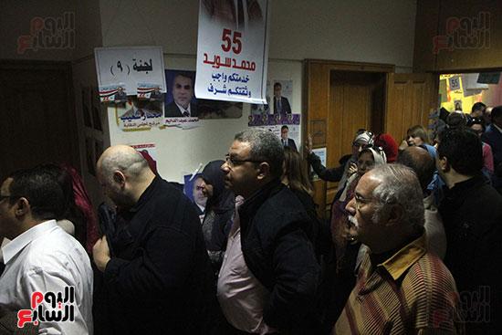 انتخابات التجديد النصفى للصحفيين (12)