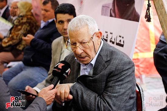 انتخابات التجديد النصفى للصحفيين (1)