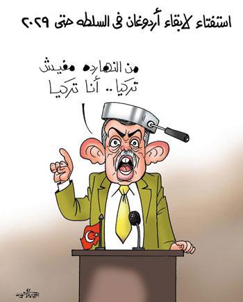 استفتاء بقاء أردوغان