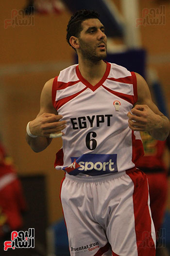 بطوله افريقيا لكره السله بين مصر واوغنده - مصر واوغنده (55)